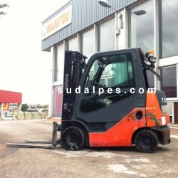 Photo TOYOTA 2 tonnes diesel